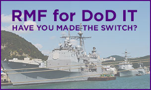 rmf for DoD IT training