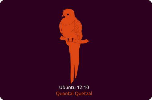 Ubuntu 12.10 Quantal Quetzal