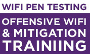 Offensive Wifi and Mitigation Training