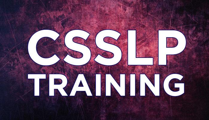CSSLP Training