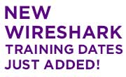 Wireshark Packet Analysis Training