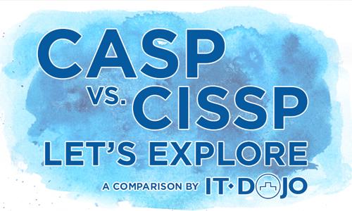 CASP vs. CISSP