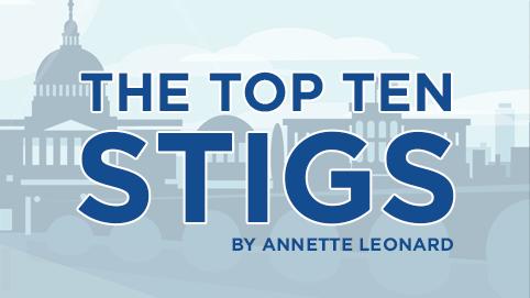 Top 10 STIGs