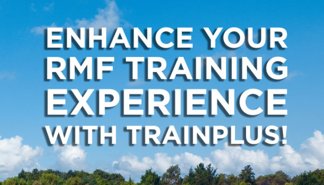 Enhance your RMF training experience with Train Plus.