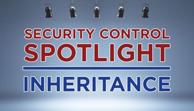 RMF Security Control Inheritance Training