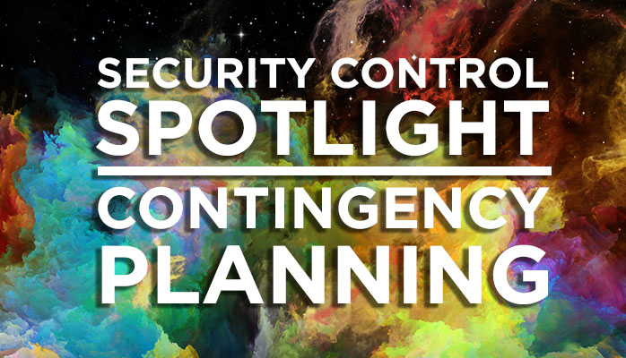 Contingency Planning Security Controls