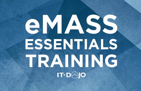 eMASS Training Live Remote Online