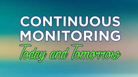Continuous Monitoring Training