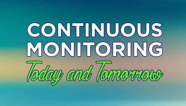 Continuous Monitoring Training