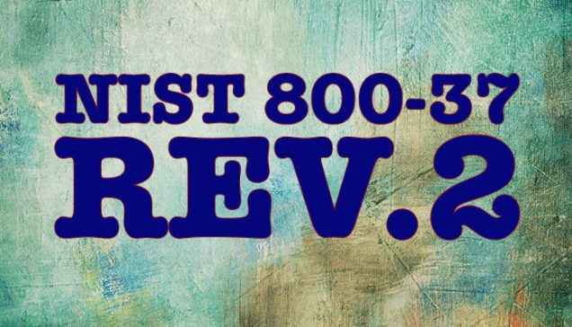 NIST 800-37 REv. 2 Training