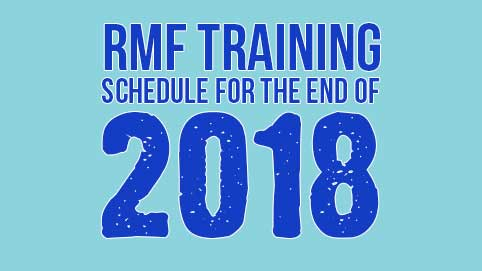 RMF Training Schedule