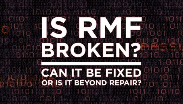 Is RMF Broken? Article on Risk Management Framework