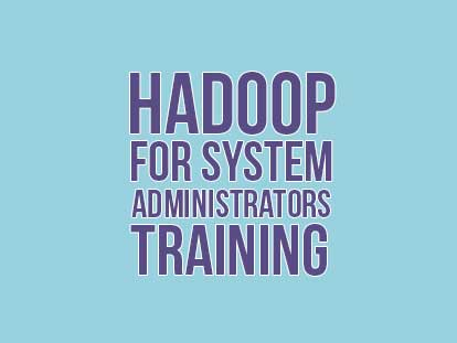Hadoop Training Course Online
