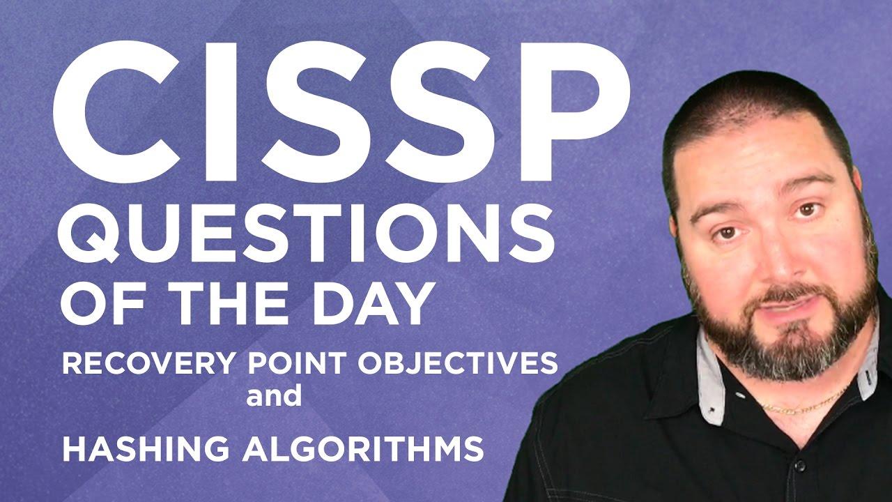 CISSP Question 29