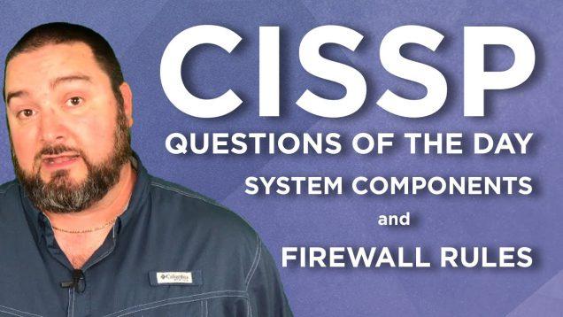 CISSP Question 37