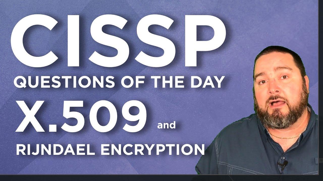 CISSP Question 38