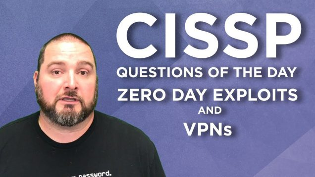 CISSP Practice Question 42