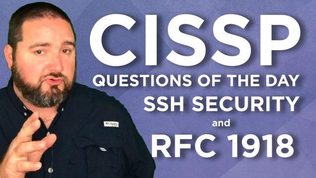 CISSP Question 33