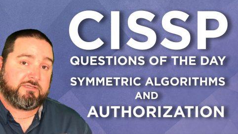 CISSP Practice Questions 41