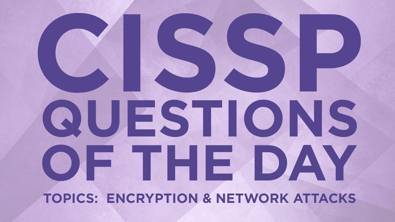 CISSP Question 24