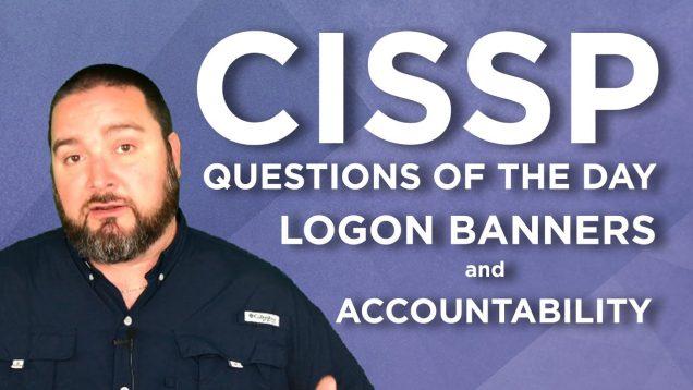 CISSP Question 32