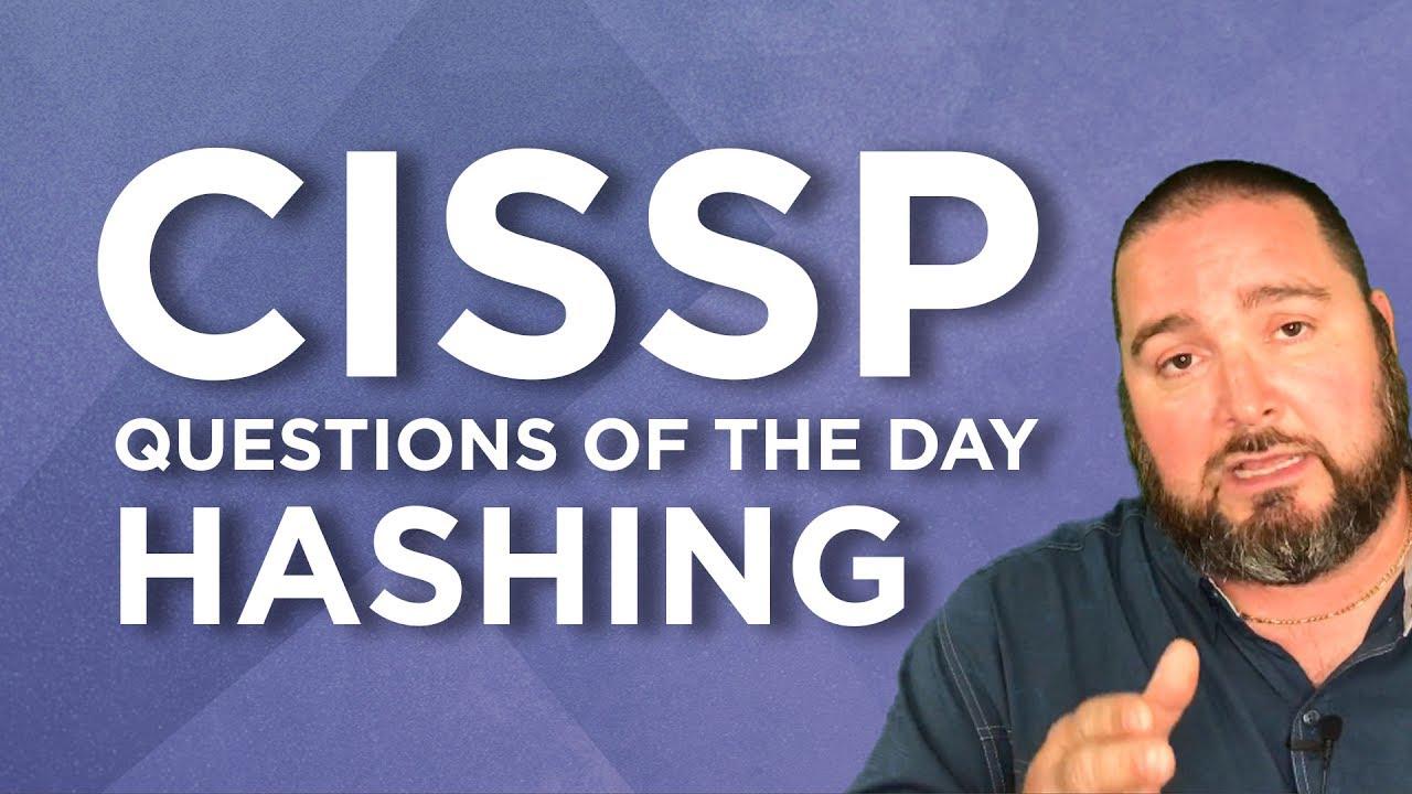 CISSP Question 35