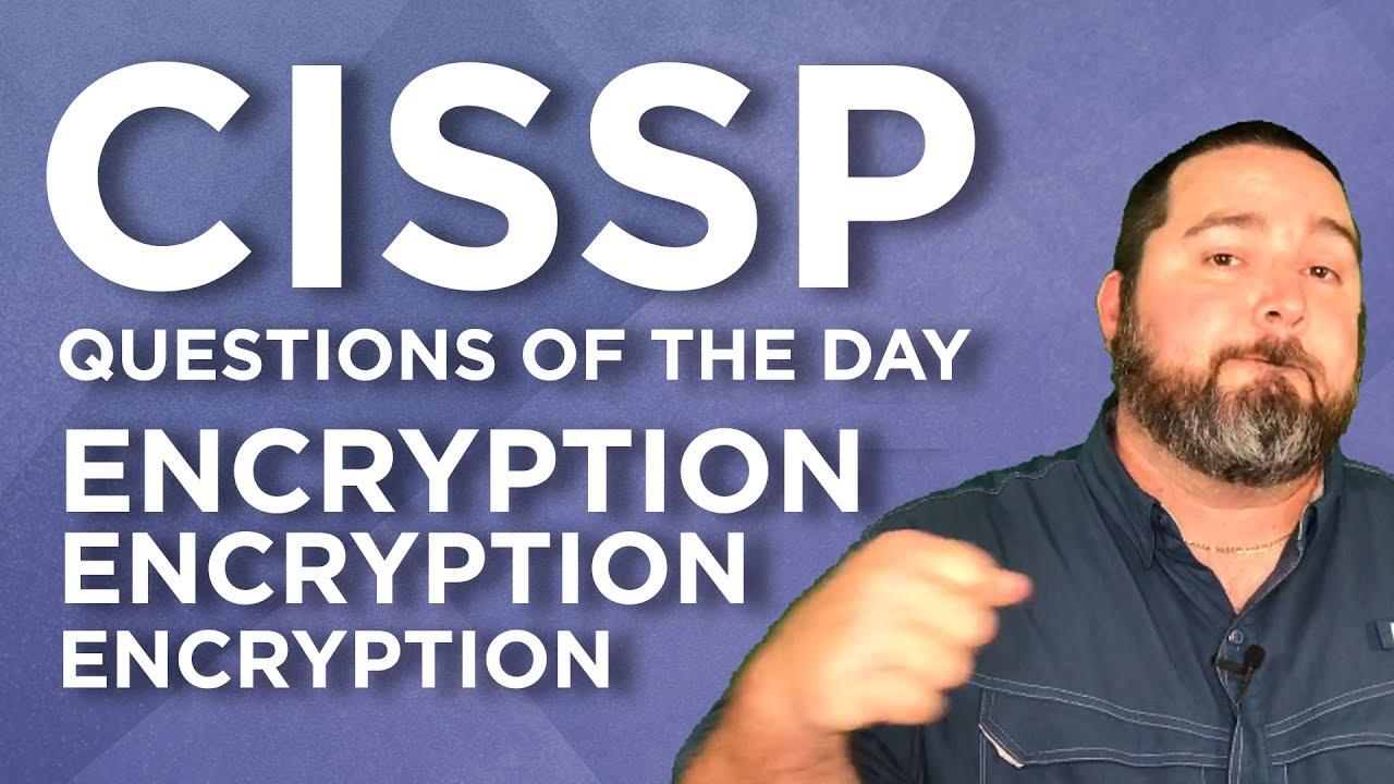 CISSP Question 39