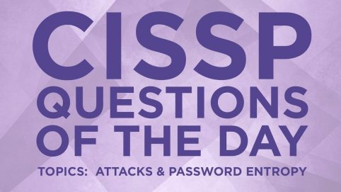 CISSP Practice Question 26