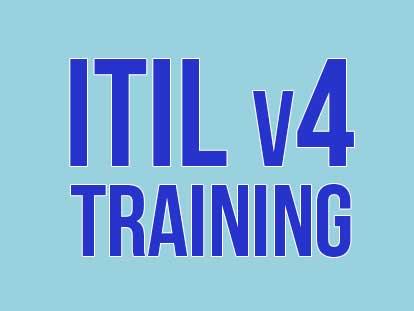 ITIL v4 Training