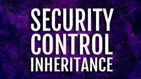 RMF Security Control INheritance