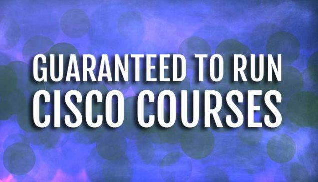 CISCO TRAINING ONLINE